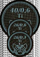 Trennscheiben für Titan u. Kunststoff
