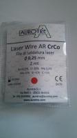 Laserdraht für CrCo u. Titan