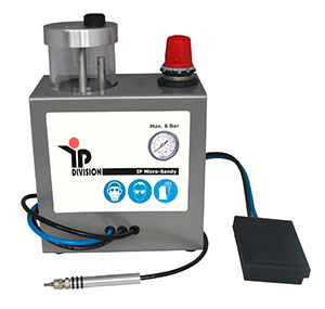 IP Sandy-Micro Sandstrahlgerät
