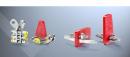 Fächerdehnschrauben 1019 FA 8 mm zweit.10 Stück