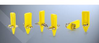 Micro Sektorenschrauben 5 mm 3009 G 10 Stück