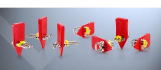 Medium Sektorenschrauben 1009 G 5 mm 10 Stück