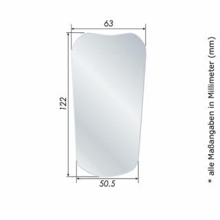 Fotospiegel-Kit ECO mit Edelstahl-Spiegel # 05 Front Surface, Kind, Okklusal
