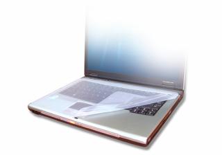 """Sterilisierbare Schutzfolien für Laptops 3er Pack 15"""" ( 35 x 22.7 cm)"""