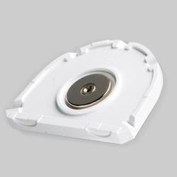 Splitcastplatte für DIVARIO® Sockelplatte 50 Stck. groß natur