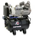 Cattani 2-Zylinder-Kompressoren mit 30l Tank 400 V 50 Hz