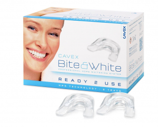 Cavex Bite&White Ready 2 Use 50 Schienen NEW
