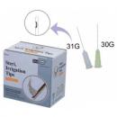 Endo-Spülkanülen 31G (0,25 x 25mm) 50 Stck.