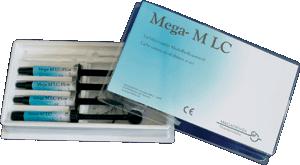 MEGA-M LC Flow rot 4er Pack