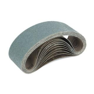 Gewebeschleifbänder verw. f. Harnisch & Rieth® 10 Stck.