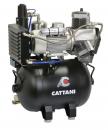 Cattani 3-Zylinder-Kompressoren mit 45l Tank