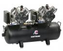 Cattani 2-Zylinder-Tandem-Kompressor mit 100l Tank