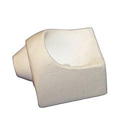 Degumat Mulden geschlossen o. Elektroden 5er Pack