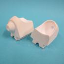 Retrocast/T + TE Mulden 5er Pack, flache Form Keramik