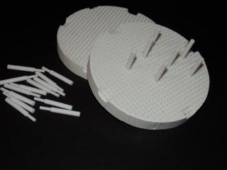 Denta Rewa Zirkonbrenngutträger 2 Stück + 20 Zirkonhaltepins