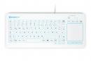 Medizinische Hygienetastatur kompakt, Touchpad USB