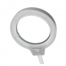 LED Ringlupenleuchte  mit Flexarm
