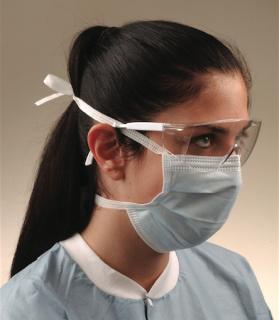 TopSafe chirurgische Masken Tie-On (zum Binden) 50 Stück