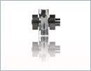 Ersatzrotor passt für SuperTorque 655B/C,