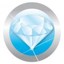 Diamantierte Trennscheiben 20/0,3BF 10 Stück